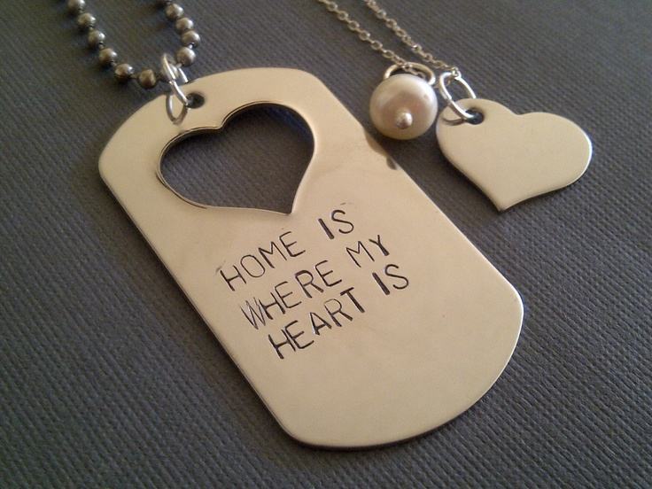 Home Is Where My Heart