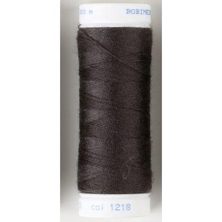Fil à coudre tout textile - ANTHRACITE