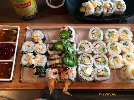 Maki - Photo de Makisu, Bruxelles - TripAdvisor
