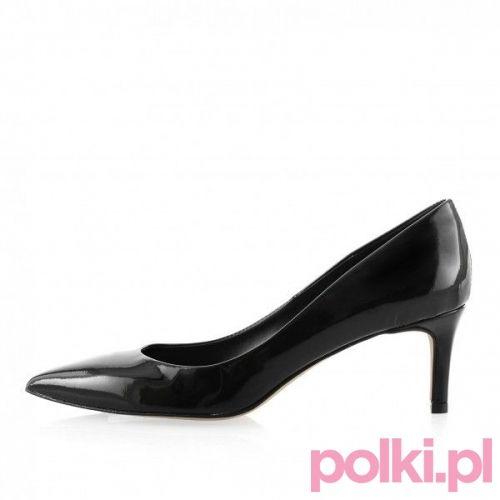 Czarne szpilki, Prima Moda #buty #szpilki #shoes