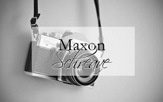 King Maxon...