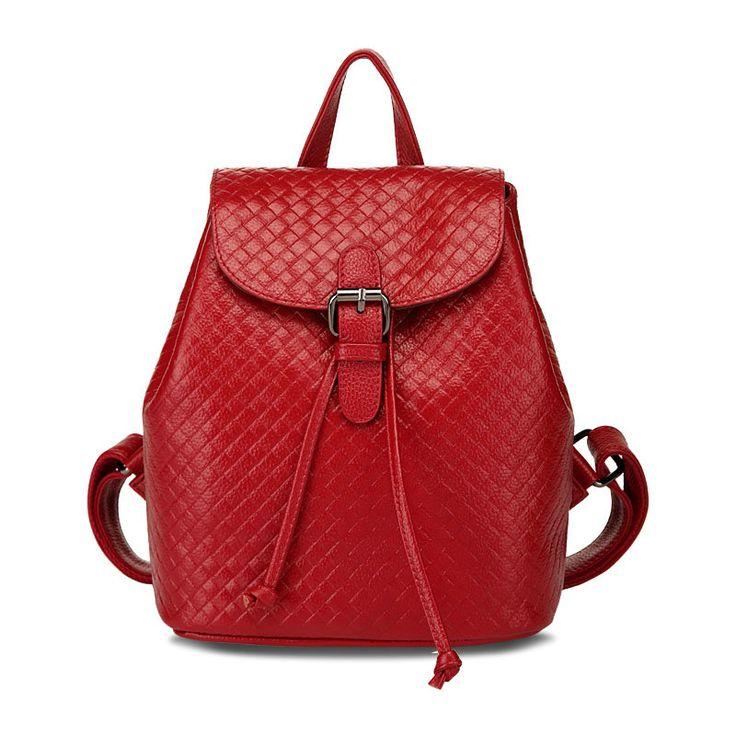 Comprar pequeñas mochilas de cuero para mujeres baratas [VL10618] - €49.84 : bzbolsos.com, comprar bolsos online
