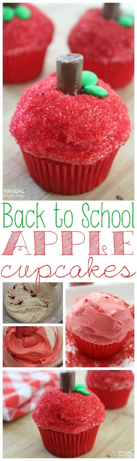 back-to-school-apple-cupcakes-Collage-frugal-coupon-living