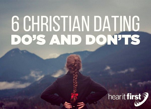 Christian and dating advice