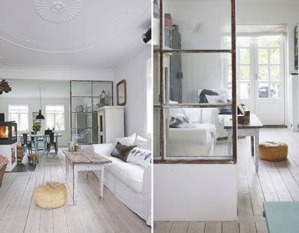Industriële keuken in een Scandinavisch huis | Inrichting-huis.com