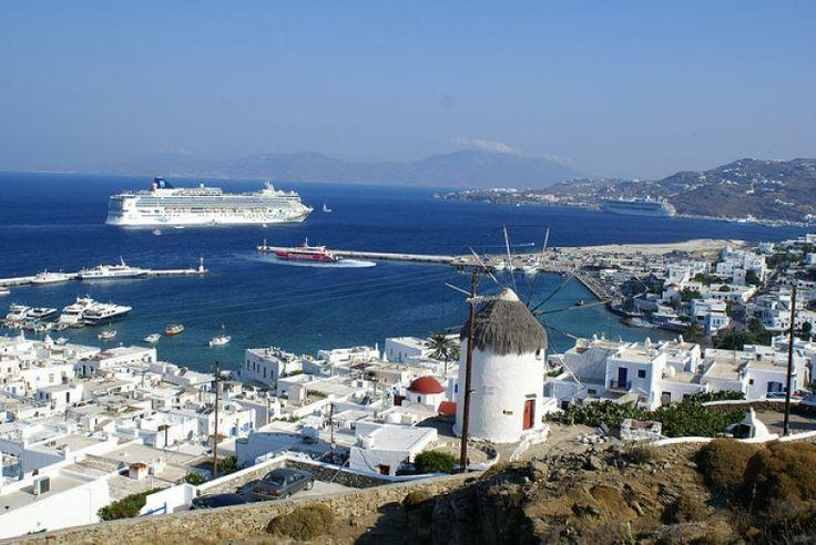 Kρουαζιέρα στην Ελλάδα