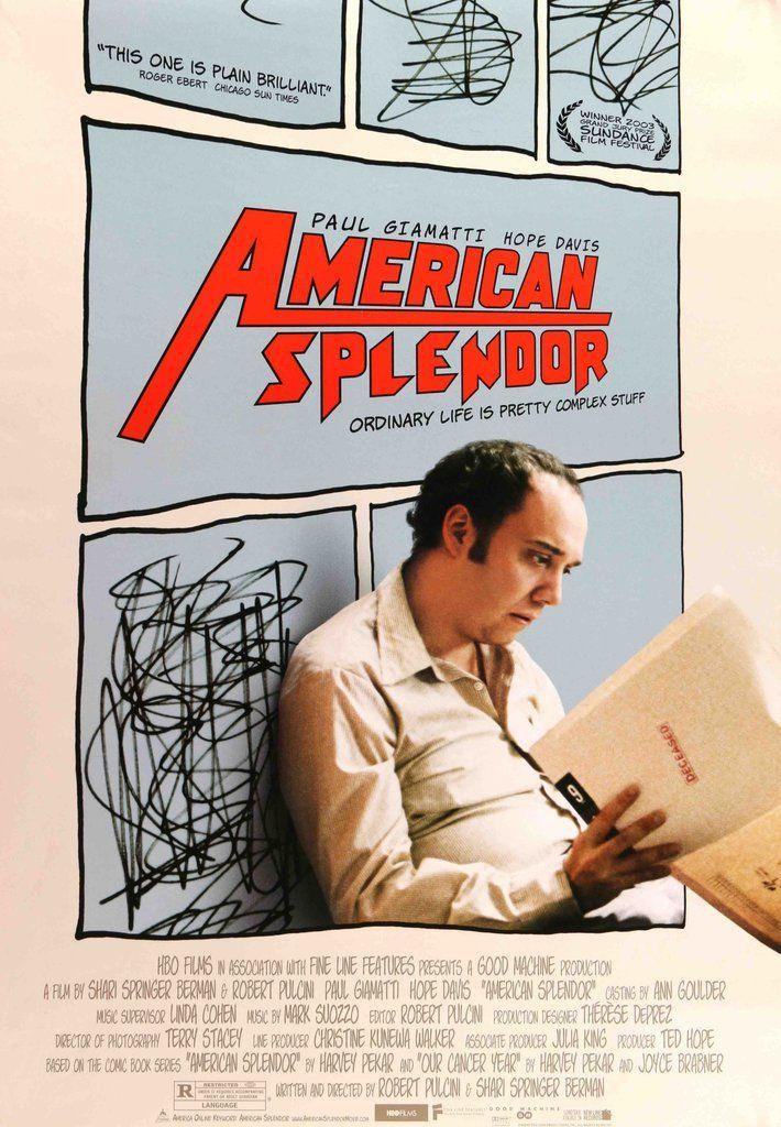 American Splendor (2003) #2000s #2003 #American-Splendor