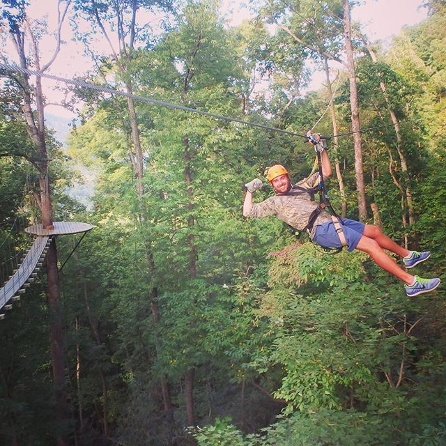 The Steepest Fastest Zipline Canopy Tour Is In North Carolina Tripstodiscover Camping In North Carolina Ziplining Saluda North Carolina
