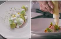 Grasp the fundamentals of food plating and you'll be turning out plate after beautiful plate – this video shows you how: https://www.finedininglovers.com/blog/food-drinks/food-plating-tips/