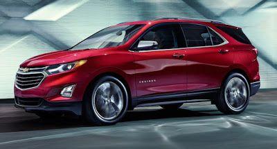 Brandneue 2018 Chevrolet Equinox bekommt 16 L Diesel neben 15 L und 20 L Turbo Gasmotoren Chevrolet Chevrolet Equinox Chevrolet Videos Featured LA Auto Show New Cars Video