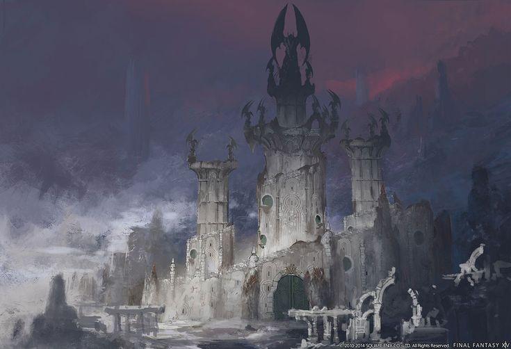 Final Fantasy XIV: Heavensward - Ishgardian Ruins