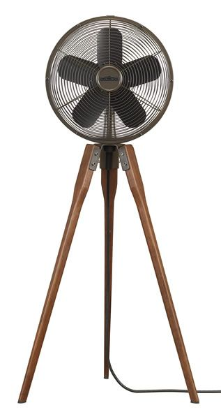 Ventilador de Tripé Arden Bronze | Gerbar