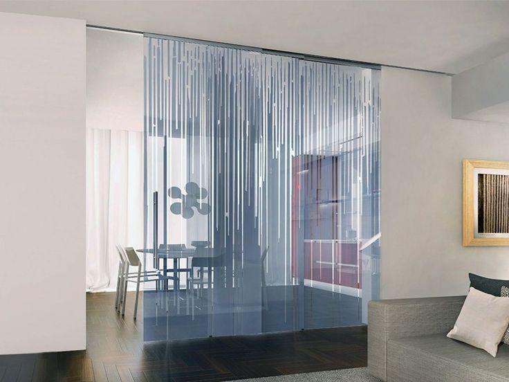 Модульная раздвижная стенка / Внутренняя дверь ARTIDE Коллекция Solutions by Casali