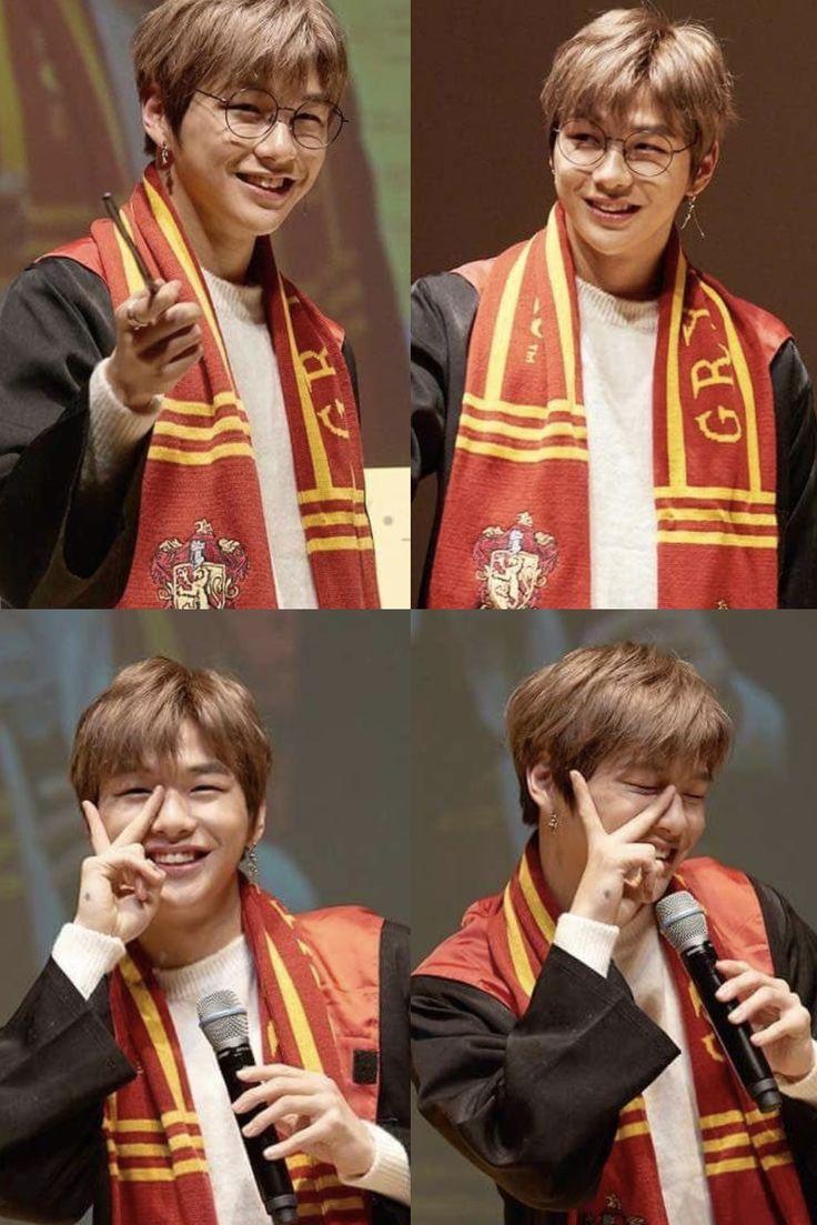 Daniel ♡ Wanna One ♡ YMC Entertainment & CJE&M