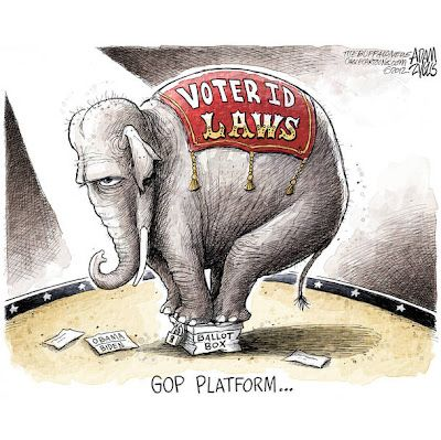 Helping Republicans Find Real Voter Fraud in America | Common Dreams