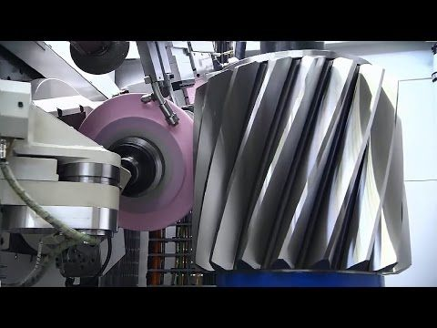 The Most Modern CNC Machines In The World Part 8 - YouTube