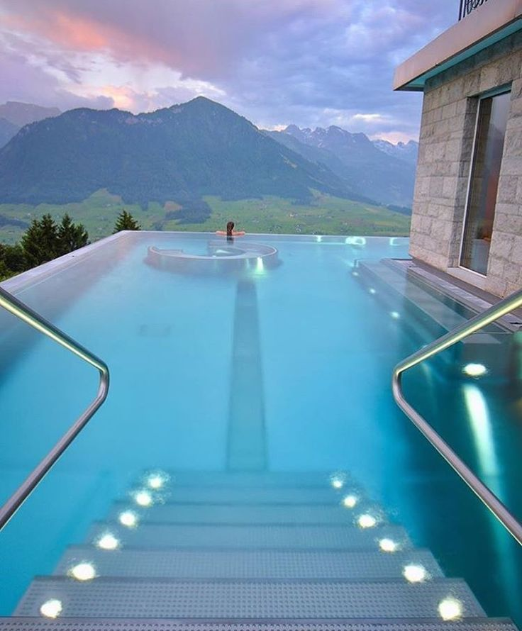 Villa Honegg, Switzerland