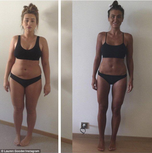 Lauren Goodger wraps her legs around boyfriend Jake McLean in photo | Daily Mail Online