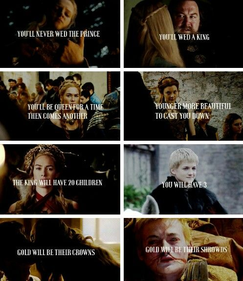 game of thrones prophecy theories