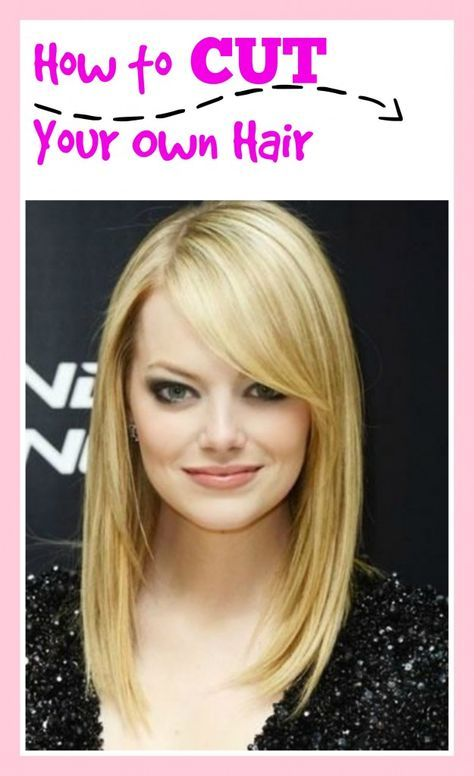 best 25 cut your own hair ideas only on pinterest cut