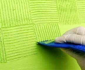 Vamos ensinar a fazer cinco tipos de textura de parede feitas com materiais simples que vimos no Arquitetura e Interiores.