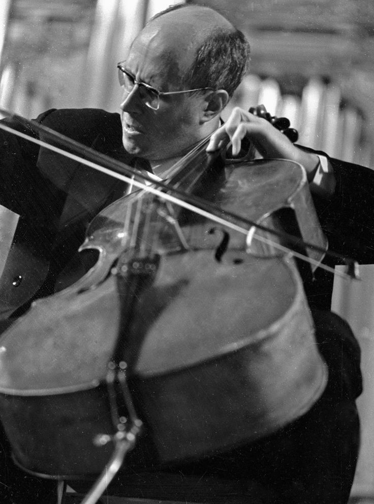 Dmitri Shostakovich: Sonata for Cello and Piano in D minor – Mstislav Rostropovich, Dmitri Shostakovich (Audio video)
