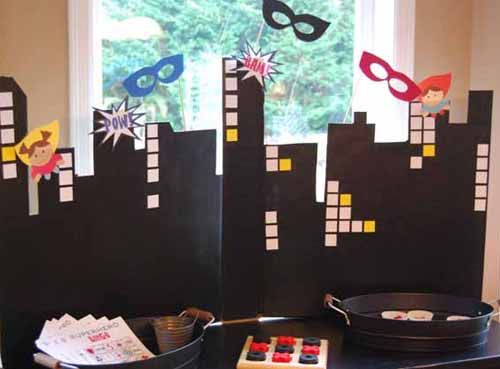 superhero party ideas - Bing Images