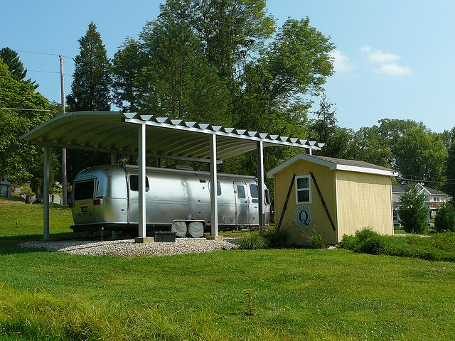 17 best ideas about rv carports on pinterest carport for Carport shed combo