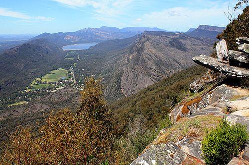 Baroka Lookout Grampians, Australia