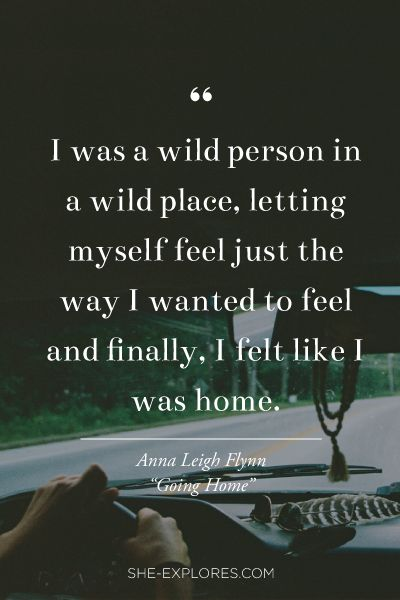 """Going Home"" by Anna Leigh Flynn"