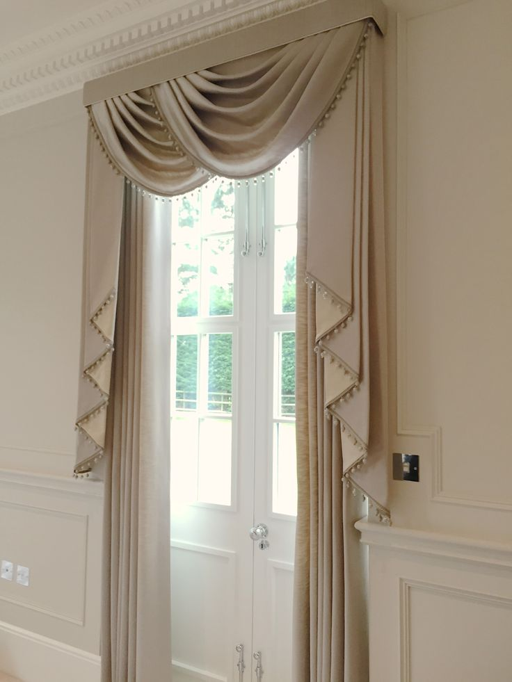 Drapery And Curtain Ideas: We Created These Stunning Luxurious Window Treatments