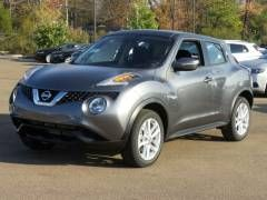 2016 Nissan Juke S SUV. 2 miles. Automatic transmission. Color- Gun. Gray-Daniels Nissan North | Vehicles for sale in Jackson, MS 39211