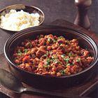 Lamstajine met dadels en amandelen uit de slow cooker - recept - okoko recepten