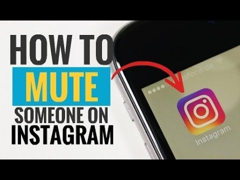 There two ways to mute your followers on Instagram  One is