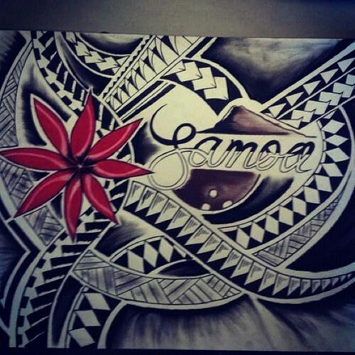 Samoan Art Designs : Samoan art samoa pinterest