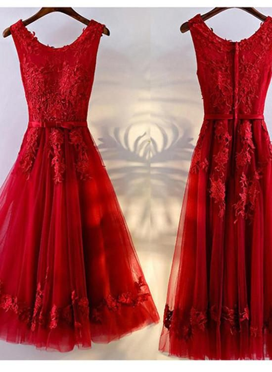 Red Short Party Dresses, Red Homecoming Dresses, Lovely Party Dress,#homecomingdresses,#redpromdress,#shortpartydress