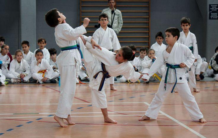 1 er campeonato Karate Infantil, Villa de Sedavi - Club de Karate Sedavi