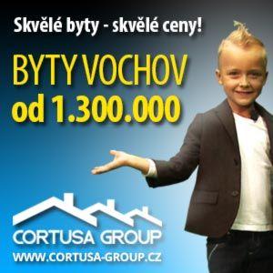 Byty Vochov na zpravodajském portálu plzen.cz