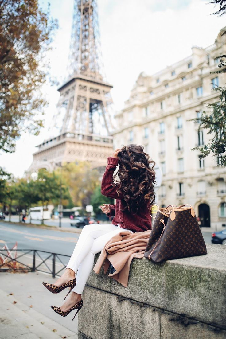 Bordeaux & Camel For Fall | The Sweetest Thing | Bloglovin'
