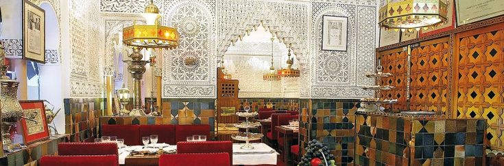 LE TIMGAD. Gotta try this Moroccan restaurant! 21, RUE BRUNEL - PARIS 17ÈME FAX : +33 1 40 68 76 4 Neighborhoods : Monceau / Ternes, Trocadéro / Victor Hugo / Passy Subway : Argentine