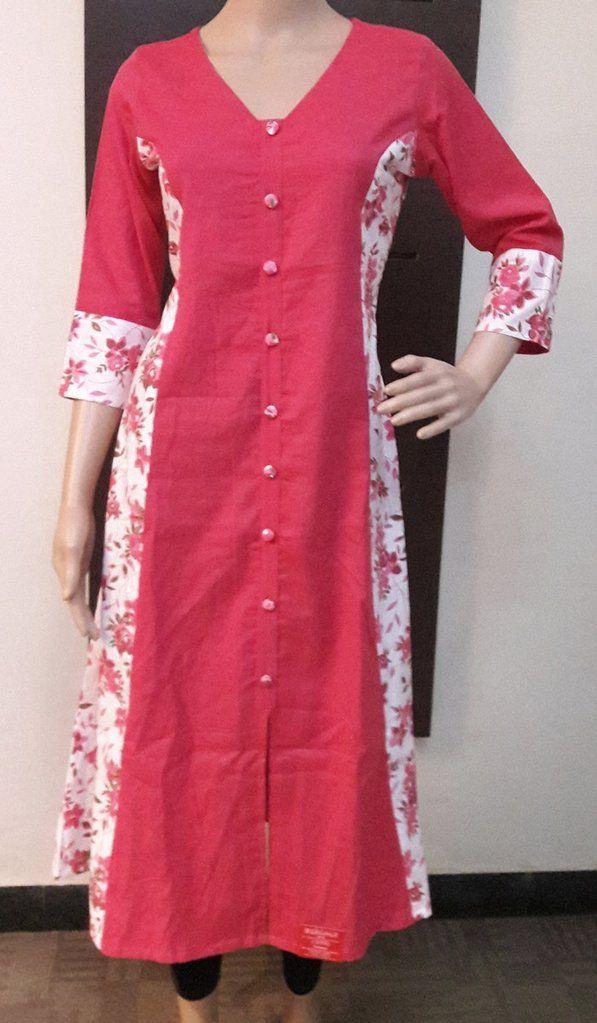 Cotton Kurti 1005172