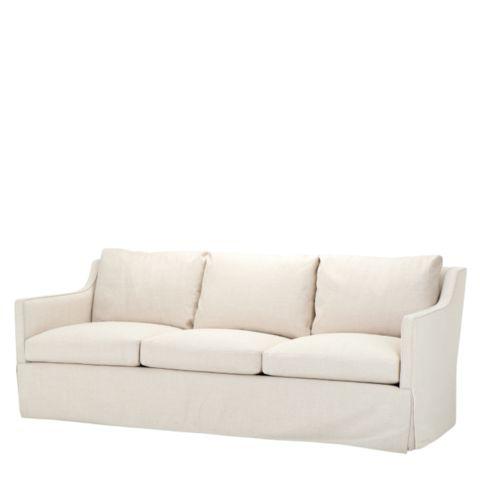 Eichholtz Cliveden Sofa | Living room furniture | OROA - moden & contemporary furniture store Miami