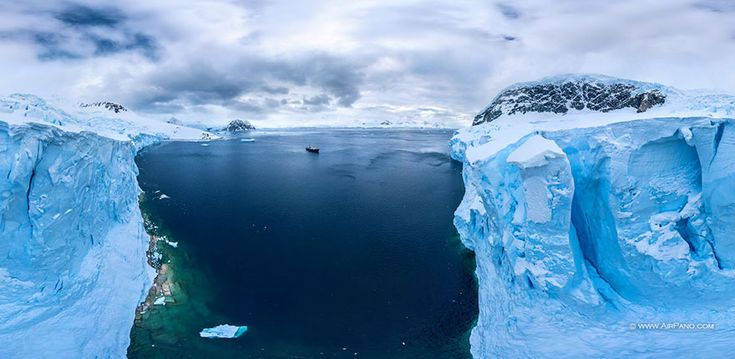 Cool Looking Photography of Antarctica By AirPano_1