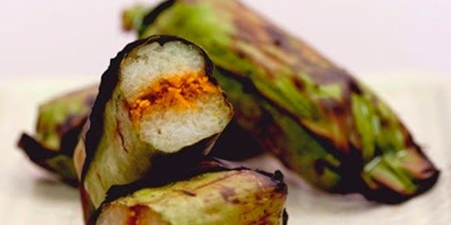 Recipe Lemper of Content Shrimp (Indonesian Food) - Resep Gua