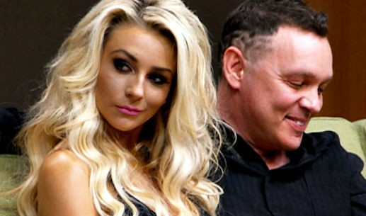 Teen bride Courtney Stodden, husband Doug Hutchison on VH1's 'Couples Therapy' #examinercom
