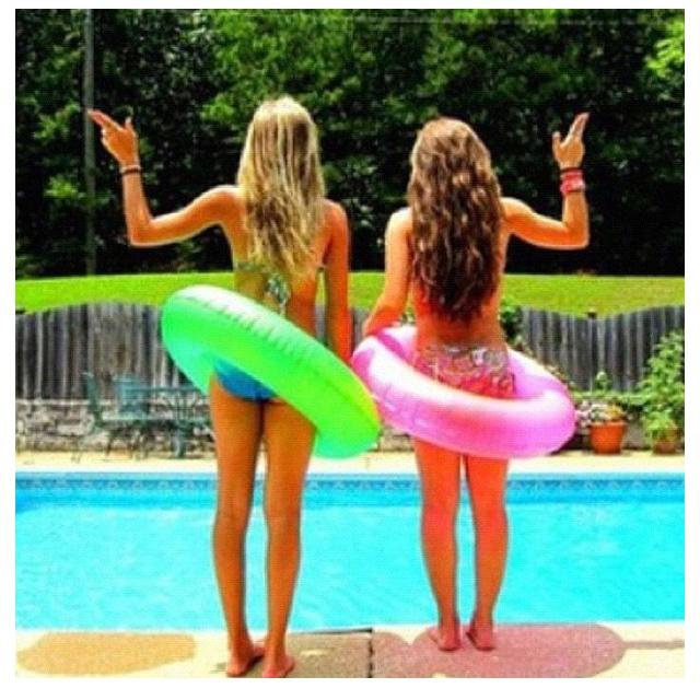 Summer best friends