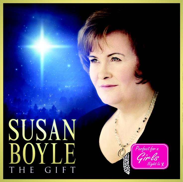 SUSAN BOYLE: THE GIFT The Christmas themed Grammy ...