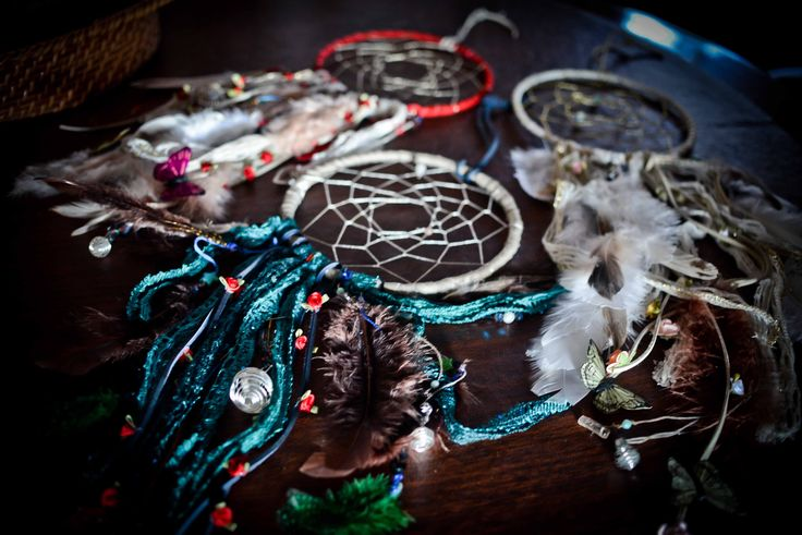 PROJECT: The Meaning & Magic of Dreamcatchers | Patron of the Arts
