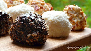 Cottage Cheese Truffles