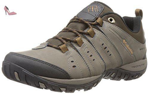 Columbia Ventrailia Razor Outdry - Chaussures Femme - gris/vert US 6,5 (EU 37,5) 2017 Chaussures trekking & randonnée
